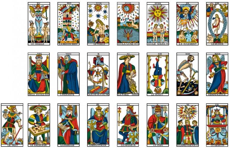 M todo para que te leas el tarot a ti mismo por alejodorowsky plano sin fin - El espejo tarot gratis ...