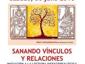 SANANDO VÍNCULOS Y RELACIONES con Montserrat Tubau