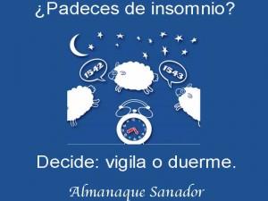 ¿Dificultades para conciliar el sueño?
