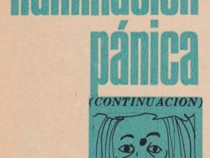 Iluminación Pánica (segunda parte). Por Alejandro Jodorowsky
