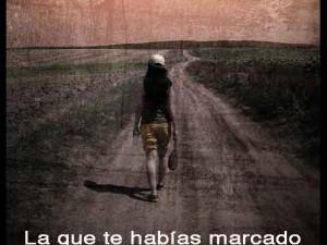 El propio camino es la meta