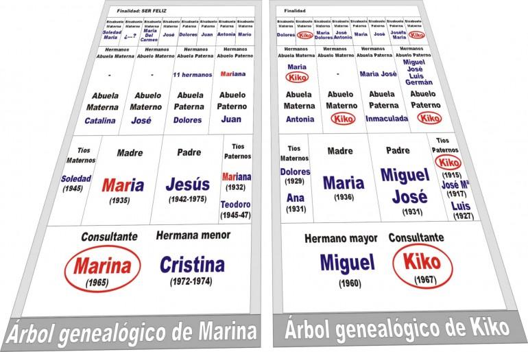 Tercera Parte Del Cuestionario Estudio Del árbol Genealógico