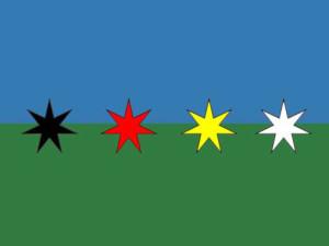 Una bandera para la Tierra: psicomagia social. Alejandro Jodorowsky