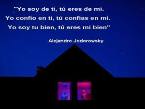 Mantra del matrimonio. Alejandro Jodorowsky