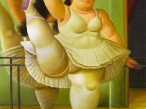 Acto psicomágico para una mujer con 40 kilos de sobrepeso.