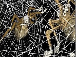 Las arañas sin memoria.