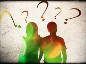 Decálogo de dudas en la pareja