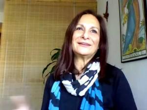 """Gabriela Rodríguez. Conferencia """"El Dinero""""."""