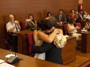 Guión de boda civil con conciencia