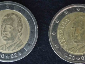 Con tanta moneda falsa en circulación ¿seré capaz de identificar la verdadera?