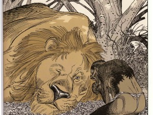 Mala suerte. Cuento de Alejandro Jodorowsky ilustrado por Boucq
