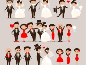¿Estás más cómodo a la derecha o a la izquierda de tu pareja?