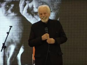 """Presentación """"La vida es un cuento"""" Alejandro Jodorowsky (Vídeo)"""
