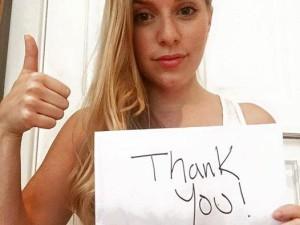 """Por favor, esforcémonos todos en """"decir algo"""", por favor, compartan este mensaje…"""