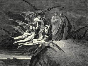Nota sobre exorcismos. David Testal.
