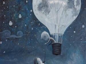 Confiar, creer, amar, crear, lograr, son los cinco verbos que transforman el mundo.