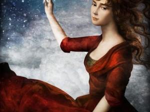 """Cuento """"La Doncella de las Estrellas"""". Un deseo compartido para el 2016."""