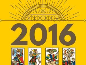 Mensajes Ocultos del Tarot para el 2016  por GabrieLumière