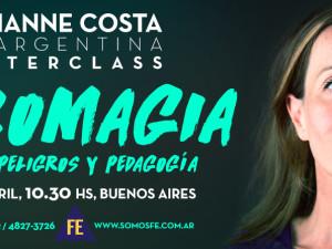 Próximos talleres de Marianne Costa en Argentina. Tarot, Metagenealogía y Psicomagia.