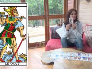Gabriela Rodríguez, Introducción al Tarot, Arcanos Mayores. CAPÍTULO I. (6 vídeos)