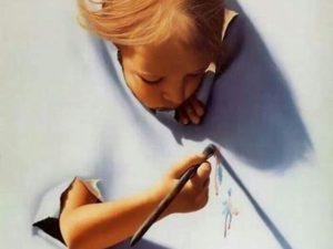 La niña telépata y su ego-avatar