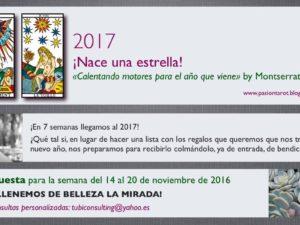 «Calentando motores para el año que viene» by Montserrat Tubau (Semana 1/7)