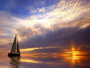 Una mente en calma puede producir bienestar en cualquier tipo de situación.