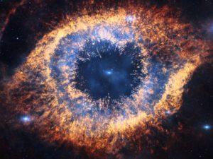 Conocimiento es una sensibilidad cósmica. Demetrio Santos