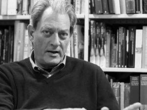 Creo que la persona que escribe es un ser invisible que me habita. Paul Auster