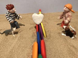 Reconciliaciones de pareja ¡Triunfó el amor!