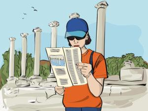 ¿Turista o viajero? Luis Miguel Andrés