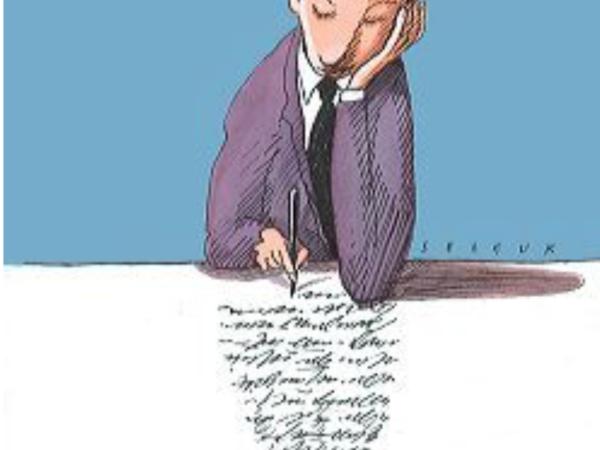 ¿Has probado escribir una carta a… ti mismo?
