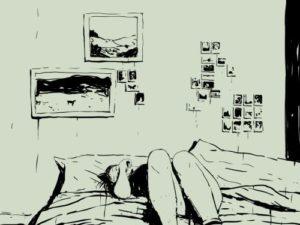 ¿Qué tienes en la cabecera de tu cama?