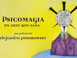 """""""Psicomagia, un arte que sana"""". Nuevo film de Alejandro Jodorowsky. Participa como donador."""