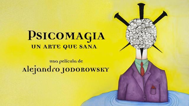 Resultado de imagen de jodorowsky crowdfunding psicomagia, el arte de sanar
