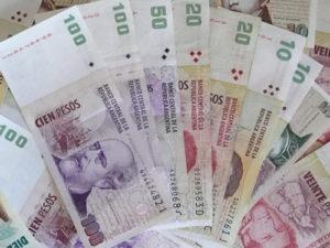 El dinero actual está basado sobre un valor ficticio. Christophe Richard Carrozza.