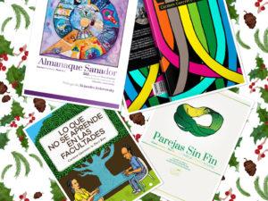 """Gran promoción en libros de Plano Sin fin: """"Vías"""", """"La pareja como terapia"""", """"Almanaque Sanador"""" y """"Lo que no se aprende en las facultades"""""""