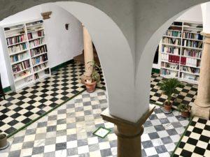 La biblioteca olvidada.